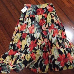 Chaps skirt 🌺🌹🌷